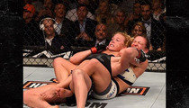 Holly Holm -- I Want a Rematch