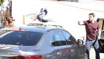Ben Affleck & Jennifer Garner -- Our Divorce Is A Gray Area (VIDEO)