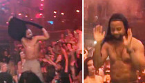 Cuba Gooding Jr. -- Check Out My Slow Speed Striptease (VIDEO)