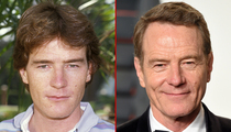 Bryan Cranston -- Good Genes Or Good Docs