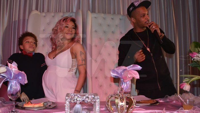 T.I. U0026 Tiny: Chef Bolted With Our Dough And Hors Du0027oeuvres!! | TMZ.com
