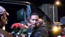NBA's Brandon Jennings -- Deflowered At Nightclub ... Gimme My Roses Back! (VIDEO)