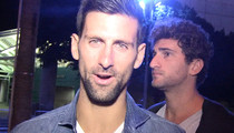 Novak Djokovic -- I Won't Turn My Back on Maria Sharapova (VIDEO)