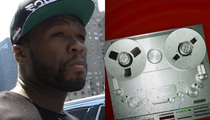 50 Cent's Attorney -- He's Gotta Flash Cash Cause 'Rap Fans Are Poor' (AUDIO)