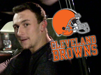 Johnny Manziel -- CUT