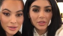 Snapchat's Funny New Filter -- See Which Stars are Swappin' Faces!