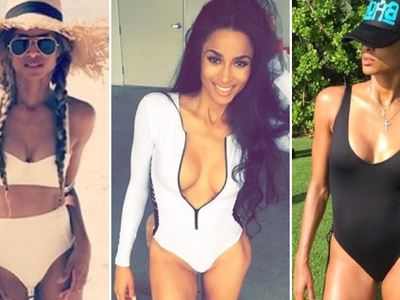 20 Sultry Shots Of Ciara For #WCW Before She's Off The Market