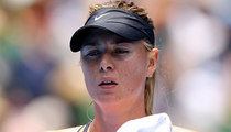 Maria Sharapova -- Dissed By United Nations ... We Don't Like Cheaters!