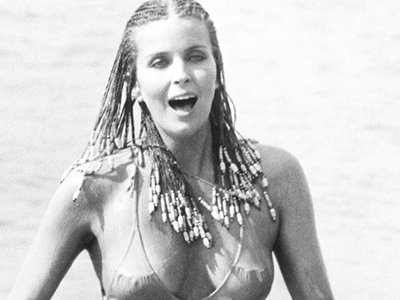 Wait'll You See Bo Derek at 60 -- She Looks SO HOT with 'Sex and the City' Boyfriend!