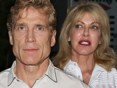 Wife of 'Biggest Loser' Doctor Robert Huizenga -- He Got a New Young Thing ... I Got a Tumor
