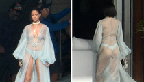 Rihanna -- Locked, Loaded ... And Smoking Hot! (PHOTO)