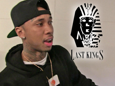 Tyga -- Landlord Sues ... You're An Ink Stain on Humanity!!!