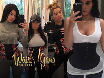 Waist Trainer Lawsuit -- Kardashian Girls Love It, But I'm Still Fat!!!