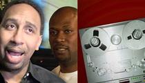 Stephen A. Smith -- I 'Despise' Glenn Robinson ... He's A Racial Hypocrite