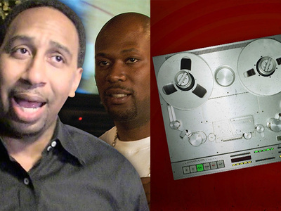 Stephen A. Smith -- I 'Despise' Glenn Robinson ... He's A Racial Hypocrite