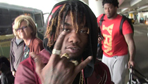 Migos Rapper Offset -- Arrested By Mistake ... the Court Screwed Up My Case!