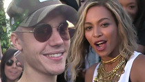 Justin Bieber -- What Do You Mean I'm in the Same Crib As Beyonce? (PHOTOS)