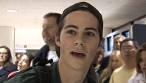 'Maze Runner' Star Dylan O'Brien -- Severely Injured On Set ... 'Multiple Broken Bones'