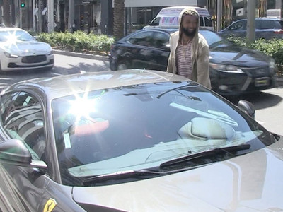 Odell Beckham Jr. -- I May Rep Buick ... But I Drive a Ferrari! (VIDEO)