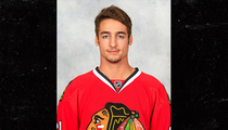 Chicago Blackhawks Prospect -- Charged In Revenge Porn Case
