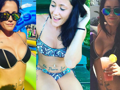 24 Sexy Jenelle Evans Photos To Celebrate Her Return To 'Teen Mom'