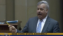 Rosie O'Donnell's Assemblyman Brother -- MMA Is Gay Porn With Different Ending