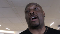 NBA Legend Mitch Richmond -- Military Will Keep U.S. Olympians Safe ... I Would Know (VIDEO)
