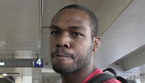 Jon Jones -- Off the Hook In Traffic Case ... Agrees to $100 Donation