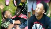 Katt Williams -- Sucker Punches Kid But Gets Ass Beating (VIDEO)