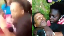Katt Williams -- I Punched That Kid 'Cause He Threatened Me (VIDEO)