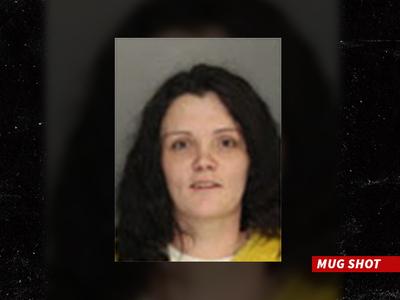 'Return to Amish' Star -- Charged for Meth (MUG SHOT)
