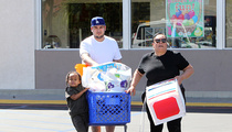 Rob Kardashian Channels Inner Stepdaddy (PHOTO)
