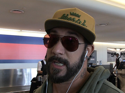A.J. McLean -- Ryan Gosling Had Better Chops Than Justin Timberlake! (VIDEO)