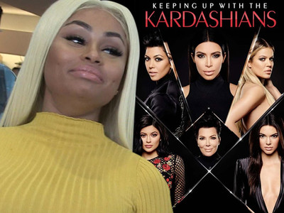 Blac Chyna -- I'll Be On 'KUWTK' ... But It'll Cost Them Big Time