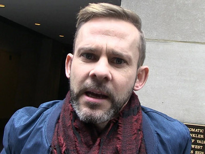 Dominic Monaghan -- Obsessed Fan Threatens to Kill Him John Lennon Style