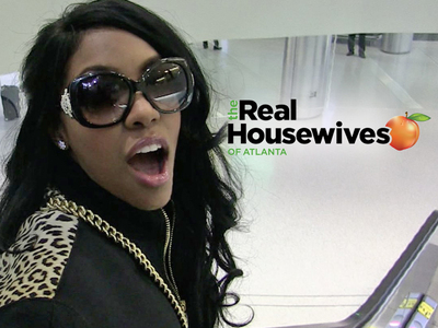 'RHOA' Star Porsha Williams -- Blindsided By Beatdown Video