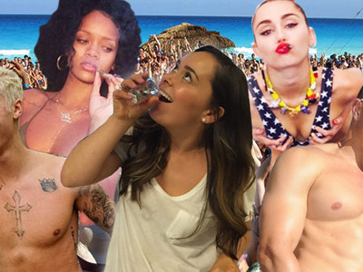TMZ Staff Picks: Who Do You Wanna Party with for Spring Break?