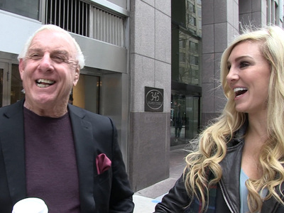 Ric Flair -- LeBron Called Me 'Inventor of Swag' (VIDEO)