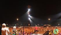 Rolling Stones -- In Fidel Territory
