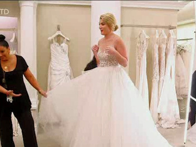 'Say Yes to the Dress' -- Mission Accomplished ... Wedding Ruined