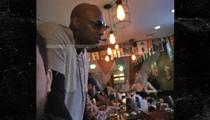 Lamar Odom -- Boozing at L.A. Bar ... Hours Before Church with Khloe (PHOTOS)