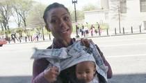 U.S. Olympian Dominique Dawes -- Crazy Gym Parents Train Their Kids at 6 MONTHS!!! (VIDEO)