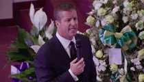 John Harbaugh -- Emotional Speech at Tray Walker's Funeral (VIDEO)