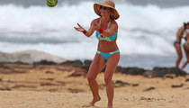 Britney Spears -- Still a Total Catch ... Playing Bikini Games (PHOTOS)