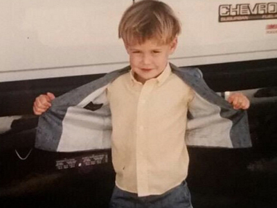 Guess Who This Flashy Kid Turned Into!