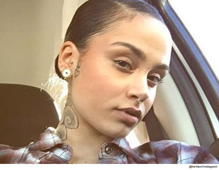 kehlani placed on psychiatric hold wanted to harm