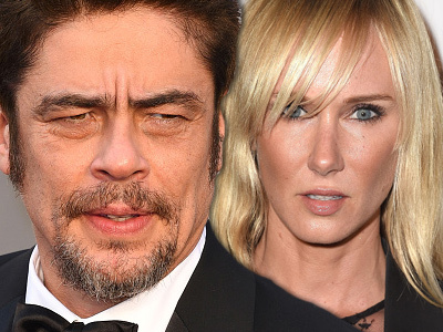 Remember When These Two Had a Baby? Wait'll You See Benicio & Kim's Daughter NOW!
