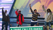 A Tribe Called Quest -- Gets Crucial Stamp of Approval for NYC Street Cred