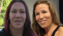 UFC's Cyborg Justino -- I Want Rousey ... After I Crush Leslie Smith