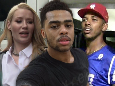 Iggy Azalea -- Hey D'Angelo Russell ... Thanks for The Intel On Swaggy